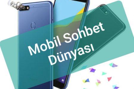 Mobil Sohbet Sayfası