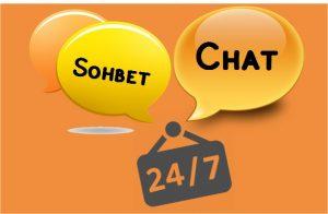 Sohbet Chat Ortamı